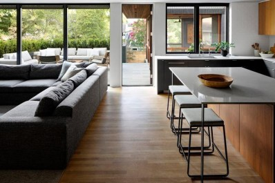 Marvelous 1960S House Renovation Design Ideas With Open Concept To Try15