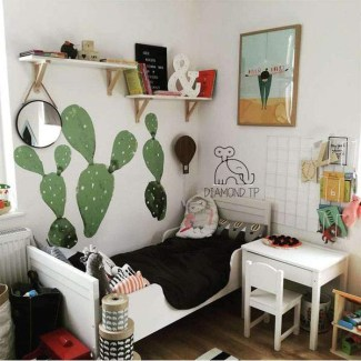 Perfect Cactus Trends Design Ideas For Kids Room To Have02