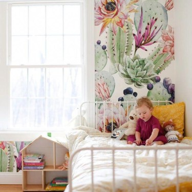 Perfect Cactus Trends Design Ideas For Kids Room To Have25