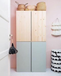 Sophisticated Diy Ikea Cabinet Design Ideas For Kids Room To Try This Month04