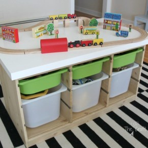 Sophisticated Diy Ikea Cabinet Design Ideas For Kids Room To Try This Month34