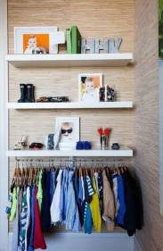 Splendid Baby Closet Organizer Design Ideas That Without Closet To Try01