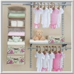 Splendid Baby Closet Organizer Design Ideas That Without Closet To Try28