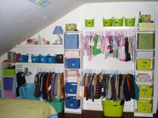 Splendid Baby Closet Organizer Design Ideas That Without Closet To Try31