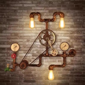 Vintage Industrial Lamps Design Ideas To Improve Your Home Lighting11