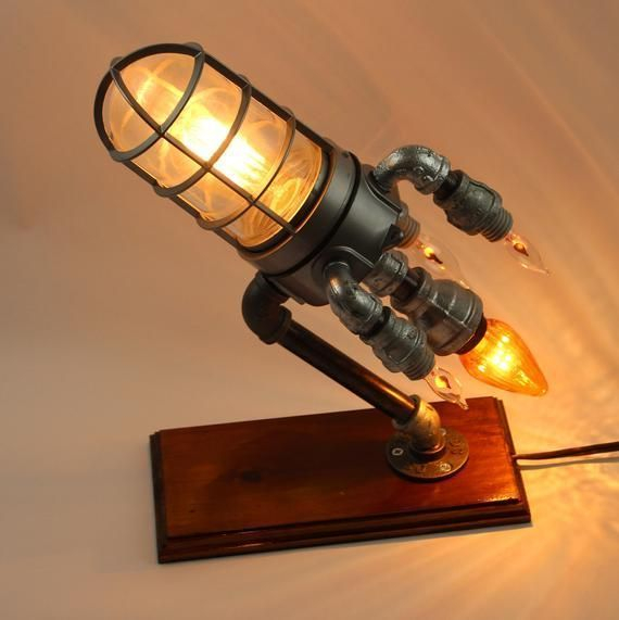 Vintage Industrial Lamps Design Ideas To Improve Your Home Lighting37