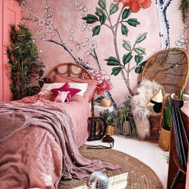 Captivating Bohemian Interior Design Ideas That Suitable For Your Apartment13