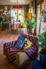 Captivating Bohemian Interior Design Ideas That Suitable For Your Apartment16