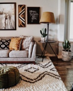 Captivating Bohemian Interior Design Ideas That Suitable For Your Apartment22