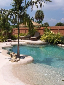 Comfy Swimming Pools Design Ideas With Stunning Natural Surroundings27