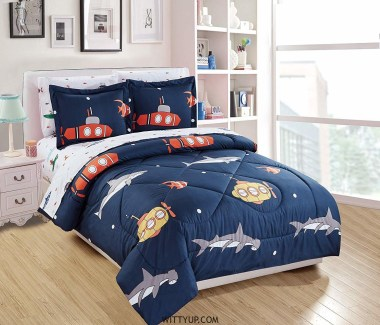 Enchanting Bed In A Bag Design Ideas For Kids That Your Kids Will Like It13