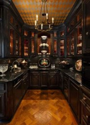 Exciting Dark Gothic Interior Designs Ideas That You Need To Try21