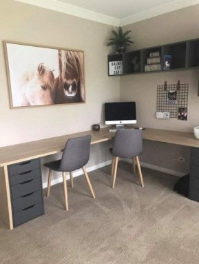 Fancy Home Office Designs Ideas From Ikea To Have09