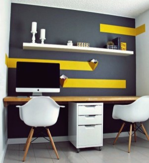 Fancy Home Office Designs Ideas From Ikea To Have29