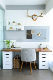 Fancy Home Office Designs Ideas From Ikea To Have33