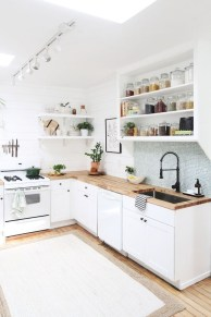 Glamorous Small Kitchen Design Ideas That Can Saving Your Space21