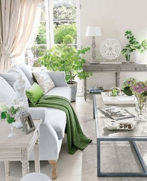 Inexpensive Green Room Designs Ideas On A Budget07