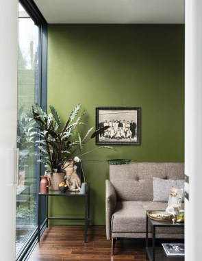 Inexpensive Green Room Designs Ideas On A Budget16