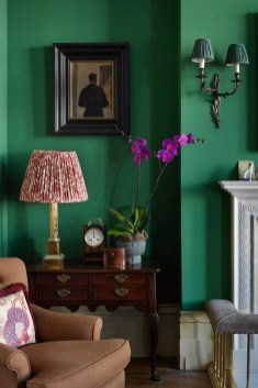 Inexpensive Green Room Designs Ideas On A Budget27