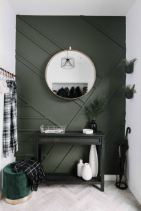 Inexpensive Green Room Designs Ideas On A Budget30