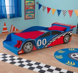 Luxury Kids Bedroom Design Ideas With Car Shaped Beds19