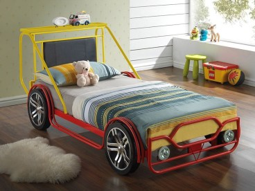 Luxury Kids Bedroom Design Ideas With Car Shaped Beds25