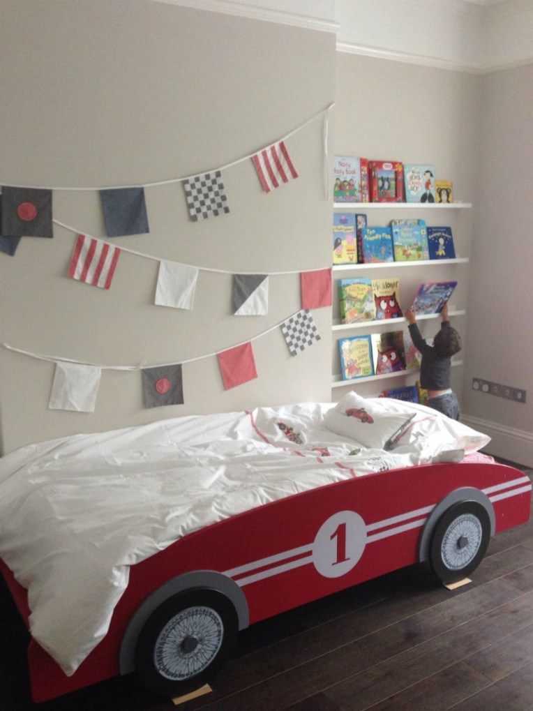 Luxury Kids Bedroom Design Ideas With Car Shaped Beds28