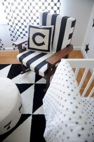 Marvelous Black And White Kids Room Design Ideas To Try This Month04