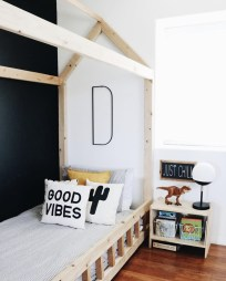 Marvelous Black And White Kids Room Design Ideas To Try This Month16