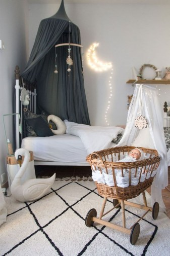 Marvelous Black And White Kids Room Design Ideas To Try This Month23