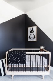 Marvelous Black And White Kids Room Design Ideas To Try This Month28