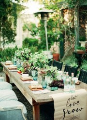 Newest Outdoor Bohemian Dining Room Design Ideas To Try Right Now03