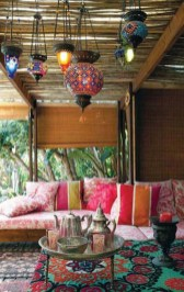 Newest Outdoor Bohemian Dining Room Design Ideas To Try Right Now10