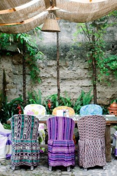 Newest Outdoor Bohemian Dining Room Design Ideas To Try Right Now24
