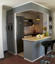 Perfect Kitchen Design Ideas For Small Areas That You Need To Try13