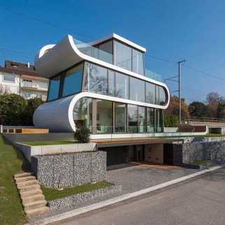 Splendid Glass House Design Ideas With 360 Degree View Of The Mountain08