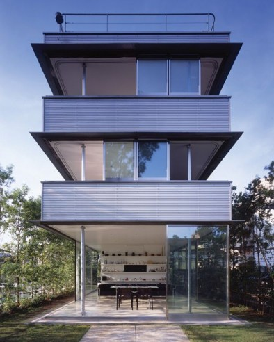 Splendid Glass House Design Ideas With 360 Degree View Of The Mountain29
