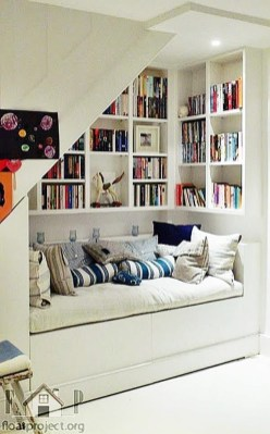 Superb Home Library And Book Storage Design Ideas To Have Asap06