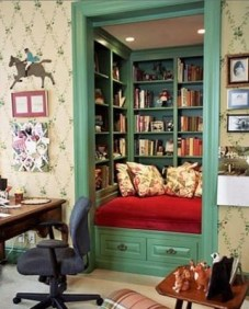 Superb Home Library And Book Storage Design Ideas To Have Asap12