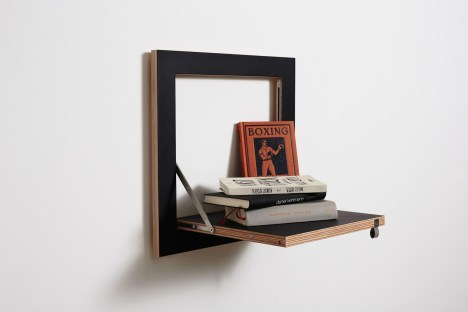 Trendy Plywood Bookshelf Design Ideas With Floating Effects To Try Asap02