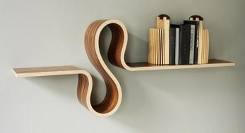 Trendy Plywood Bookshelf Design Ideas With Floating Effects To Try Asap13