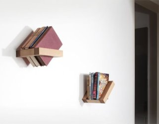 Trendy Plywood Bookshelf Design Ideas With Floating Effects To Try Asap16
