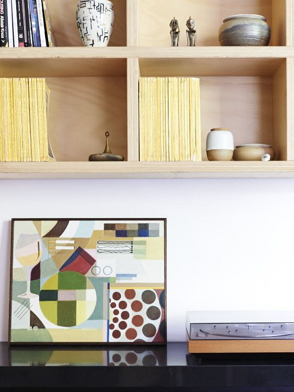 Trendy Plywood Bookshelf Design Ideas With Floating Effects To Try Asap30