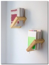 Trendy Plywood Bookshelf Design Ideas With Floating Effects To Try Asap34