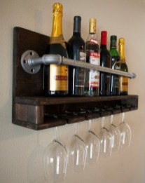 Unusual Industrial Pipe Rack Storage Design Ideas To Try Right Now21