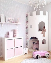 Wondeful Girls Room Design Ideas With Play Houses To Copy16