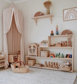 Wondeful Girls Room Design Ideas With Play Houses To Copy27