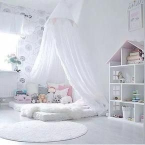 Wondeful Girls Room Design Ideas With Play Houses To Copy31