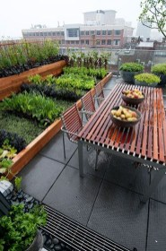 Adorable Rooftop Gardens Design Ideas That Looks Awesome14