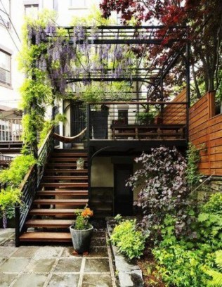 Adorable Rooftop Gardens Design Ideas That Looks Awesome20